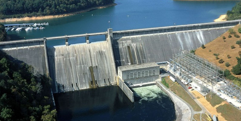 Hydroelectric-financing